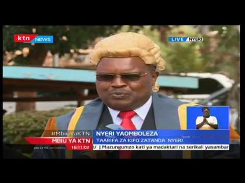 Mbiu ya KTN: Taarifa kamili na Mashirima Kapombe, Februari 24, 2017