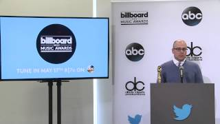 Mark Bracco Opening Remarks - BBMA Nominations 2015