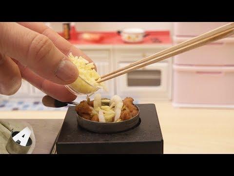 MiniFood 食べれるミニチュア チーズタッカルビ