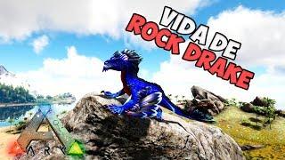 ARK PaD: VIDA DE ROCK DRAKE  ep.01 --- UMA VIDA DE REI!