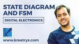 State Diagram and FSM | GATE (ECE) | Digital Electronics