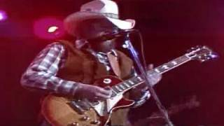 Charlie Daniels No Place Left to Go Volunteer Jam 1975 Part 1