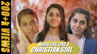When You Love a Christian Girl - Ft Maari & Tharani | ZE
