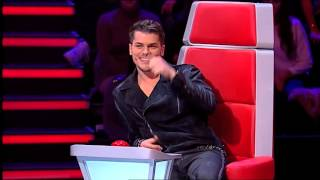 "Carlos Costa - ""I Have Nothing"" Whitney Houston - Provas Cegas - The Voice Portugal - Season 2"