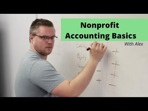 Aplos Webinars - Nonprofit Accounting Basics