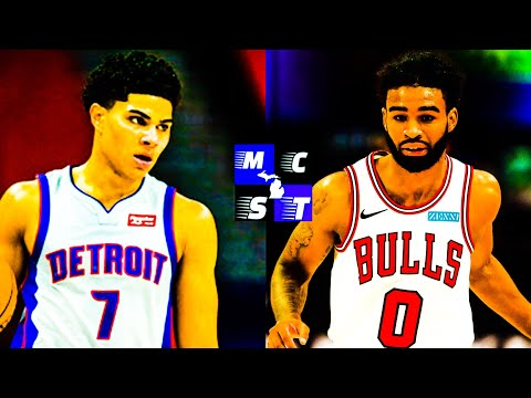 Should Detroit Pistons Trade Killian Hayes to Chicago For Coby White!!!