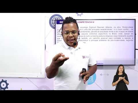 Aula 09 | Competência IV: Coesão II - Parte 03 de 03 - Redação