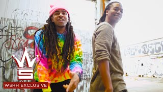 """Dee-1 """"Against Us (Remix)"""" Feat. Lupe Fiasco & Big K.R.I.T. (WSHH Exclusive - Official Music Video)"""