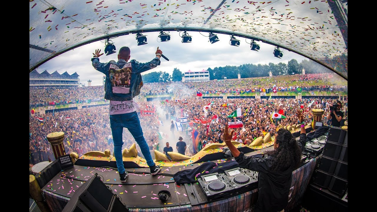 Sunnery James & Ryan Marciano - Live @ Tomorrowland Belgium 2017, Weekend 2, Mainstage