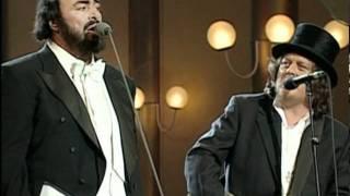 Zucchero @ Pavarotti Va Pensiero - Pavarotti Zucchero Cambodian Tibetan Children Choir