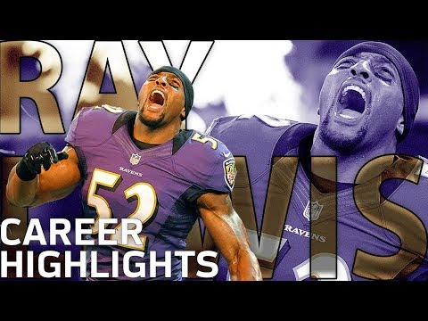 Ray Lewis' INSANE Career Highlights | NFL Legends Highlights