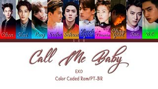 EXO - Call Me Baby (Color Coded Rom/PT-BR) *PEDIDO*