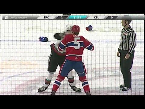 Tyson Feist vs. Jordan Chudley