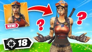*NEW* EXCLUSIVE  Renegade Raider Skin (OG ONLY)
