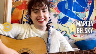 Songs About Internet Stalking Your Crush, Young People Being Annoying & More - Marcia Belsky