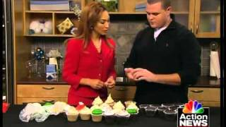 How To Make Holiday Cupcakes