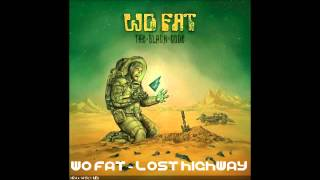 [Psychedelic Doom Metal/Stoner Rock]  Wo Fat - Lost Highway