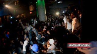 """A$AP FERG """"WORK"""" x KISSIN PINK"""" LIVE W/ A$AP ROCKY x A$AP MOB @ SOB'S: BLOWHIPHOPTV"""