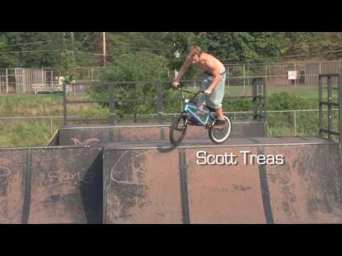 Sunbury Skatepark BMX edit