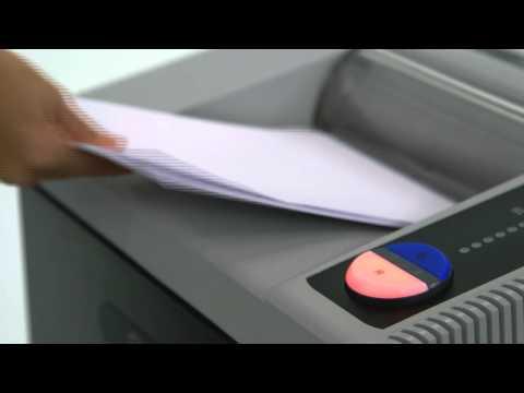 Straight- Cut  Paper Shredder GBC Swingline cs 25-44