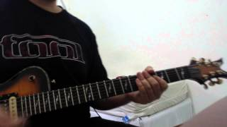 Fates Warning - Pieces of Me (Guitar Cover)