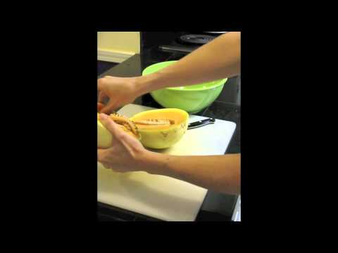 How To Properly Cut A Melon