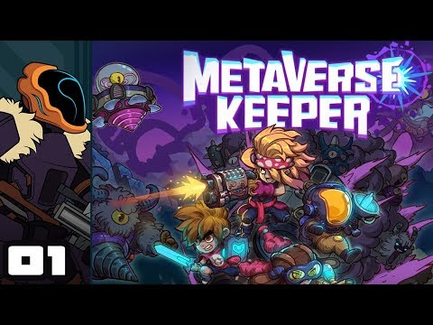 Let's Play Metaverse Keeper - PC Gameplay Part 1 - Defying Expecations