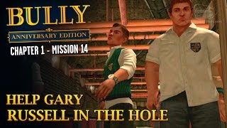 Bully: Anniversary Edition - Mission #14 - Help Gary / Russell in the Hole