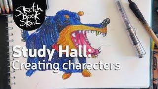 Study Hall: Creating Characters