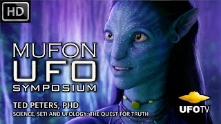 UFOs AND SETI RESEARCH: THE ALIEN CONNECTION – MUFON SYMPOSIUM – Ted Peters, PhD