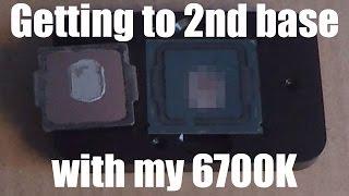 6700K – 12c Drop – Step by Step