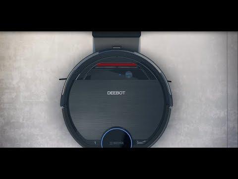 Robot Aspirador DEEBOT OZMO 930 aspira y friega Ecovacs
