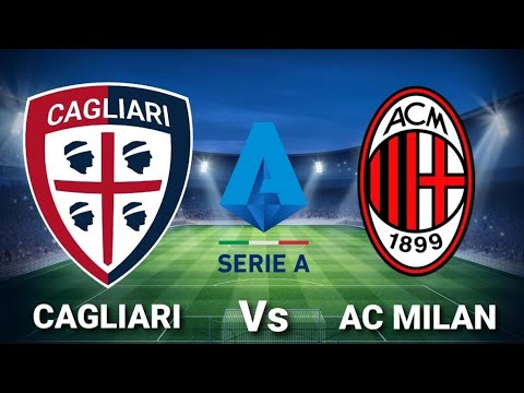 Cagliari vs Milan  | Serie A (Matchday 4: 16/09/2018) | Line-up Prediction & Simulation Match
