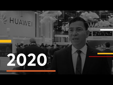 Alaa Elshimy, MD & VP - Huawei Middle East