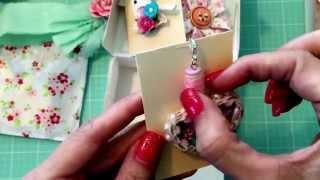 Teeny Tiny Embellishment Swap - Received