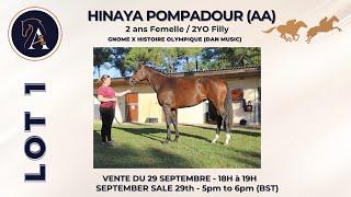 Video  de HINAYA POMPADOUR #2