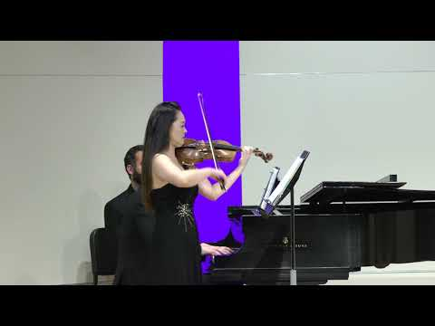 Lucy's Master degree recital 2019