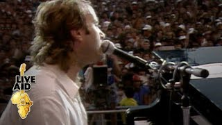 Phil Collins   In The Air Tonight (Live Aid 1985)
