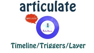 Articulate: Timeline/Triggers/Layer (Türkçe Anlatım)