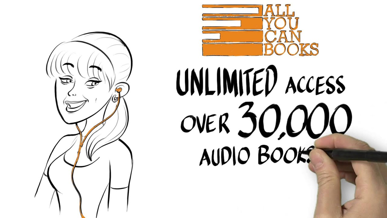 eBooks and Audiobooks - Video Production Example