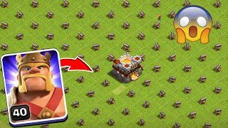Max King Vs Full Base Cannon Attack On COC Private Server Funny Gameplay - dooclip.me
