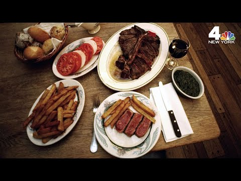 Peter Luger Responds to New York Times Review, Keeps Serving Up Steak   NBC New York