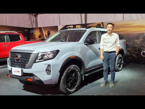 รีวิว Nissan NAVARA PRO-4X ค่าตัว 1,149,000 บาท