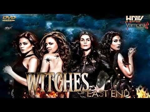 Witches of East End - Trailer Oficial