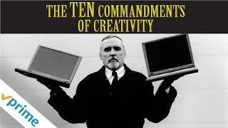 The Ten Commandments of Creativity (2001) Video