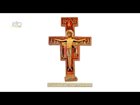 Le Crucifix de Saint-Damien à Assise