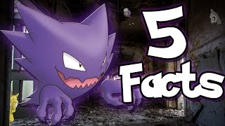 5 Facts About Haunter That You Probably Didn