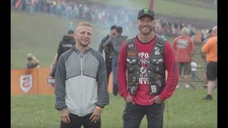 The Amazing Races with Cowboy and TJ Dillashaw