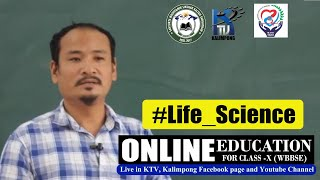 Online Education for Class-X (WBBSE): Episode37 #Life_Science