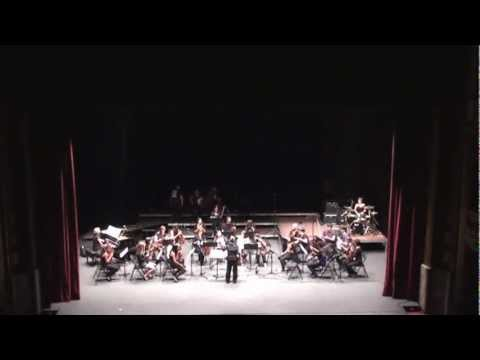 The Police - Every breath you take Orchestra 2012